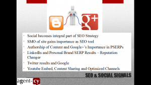Social Media Tactics, SEO Tactics