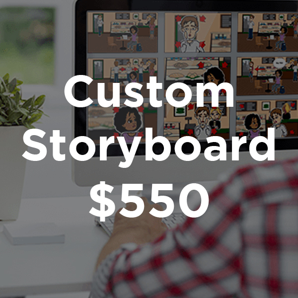 Custom Storyboard