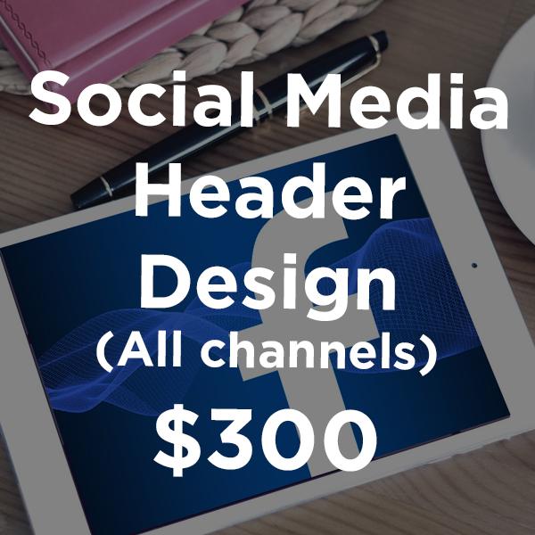 Social Media Header Design