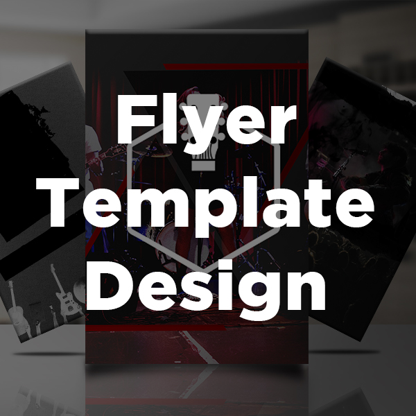 Flyer Template Design 2