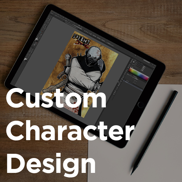 custom character design 2